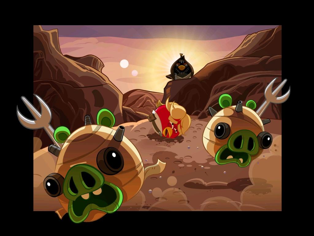 Angry Birds Star Wars 1.5.13 para Android - Descargar