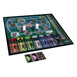 Hasbro's Clue Secrets and Spies Edition