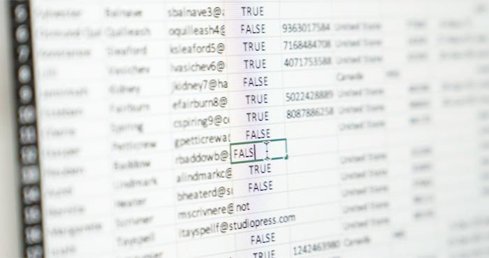 Faltfile.io excel import example