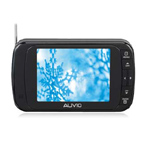 "AUVIO 16-972  3.5"" Portable Digital TV"