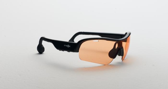 OptiShokz Revvez Sunglasses Have Headphones Built-in