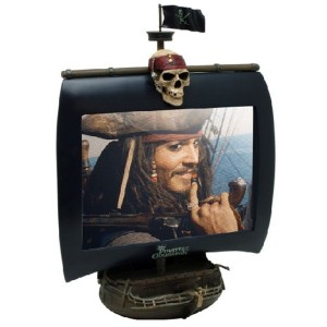 "Disney's Pirates of the Caribbean 15"" LCD TV"