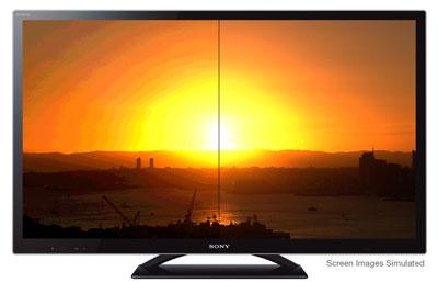 Sony X-Reality Pro simulation