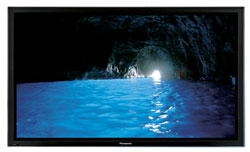 Panasonic 3D plasma TV