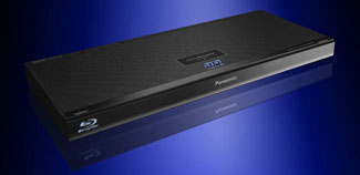Panasonic Blu-ray player with Skype