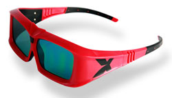 XpanD 3D Cinema glasses