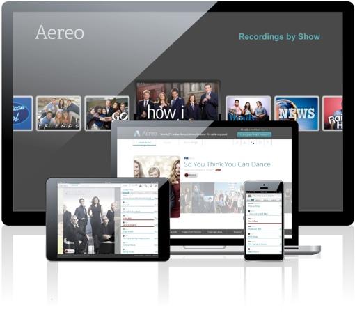 Aereo Streaming TV Service