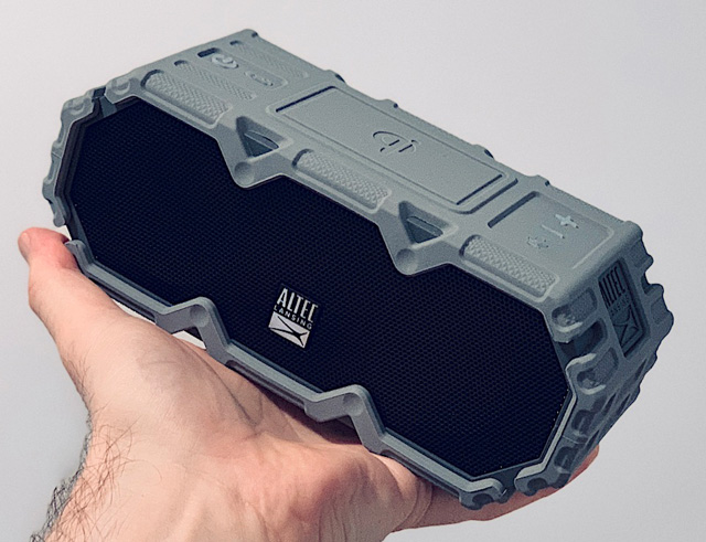 Best all-purpose speaker: Altec Lansing LifeJacket Jolt IMW580