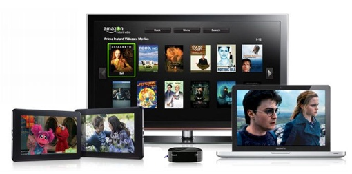 Amazon Instant Video on multiple devices