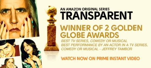 Amazon Instant Video's Transparent