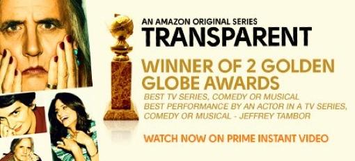 Amazon Instant Video's Transparent