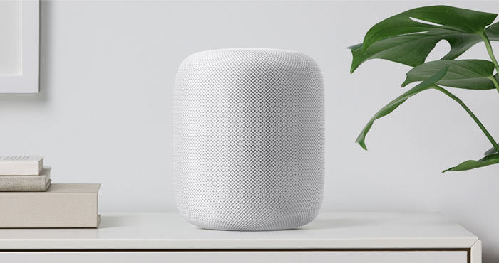 Meet the new awesome Apple HomePod
