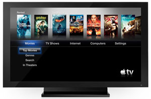 apple TV software
