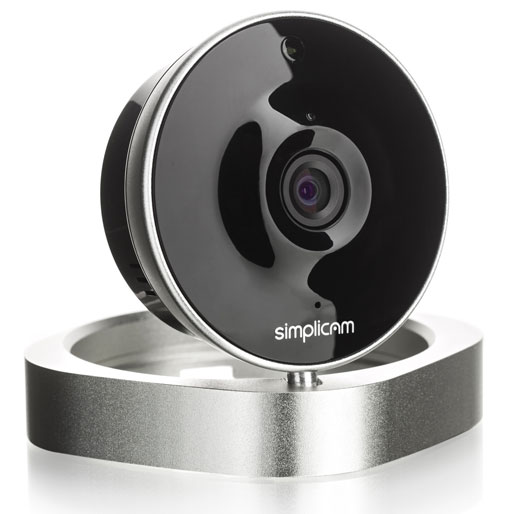 Simplicam HD Wi-Fi Home Video Monitoring Camera