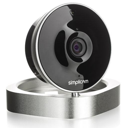 Simplicam HD Wi-Fi Home Video Monitoring Camera
