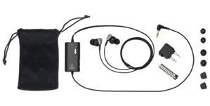 Audio Technica noise-canceling headphones