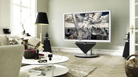 BeoVision 4 85-inch plasma 3DTV