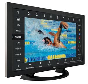 Bose VideoWave menu