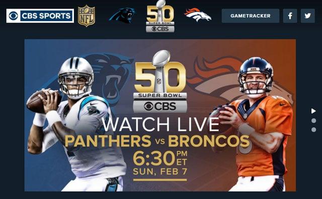 CBS Sports Livestream