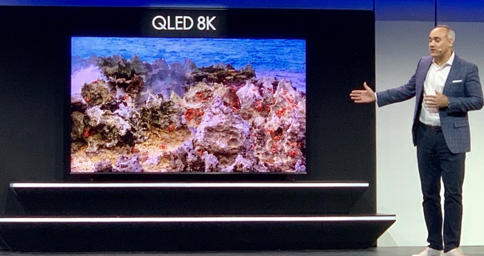 What You Can Expect from 8K TVs in 2019 - Techlicious