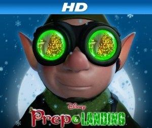 Disney's Prep and Landing