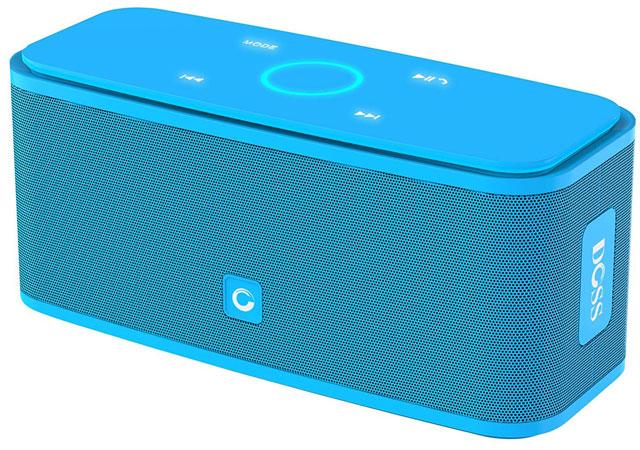 DOSS Touch wireless Bluetooth V4.0 portable speaker