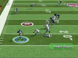 Madden NFL 10 Huddle Up mode