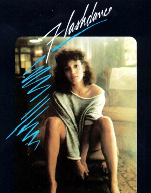 Flashdance Soundtrack Cover Art