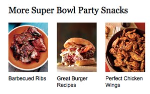 Food and Wine's Ultimate Super Bowl Party Planner