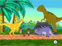Go, Diego, Go!: Dinosaur Rescue