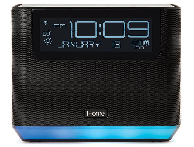 Best for the Bedroom: iHome iAVS16 Alarm Clock