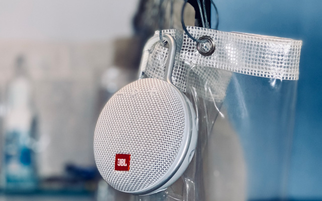 Best Bluetooth shower speaker: JBL Clip 3