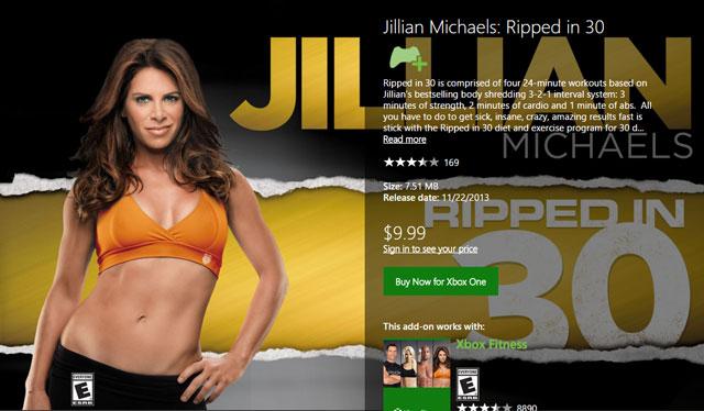 Jilian Michaels: Ripped in 30