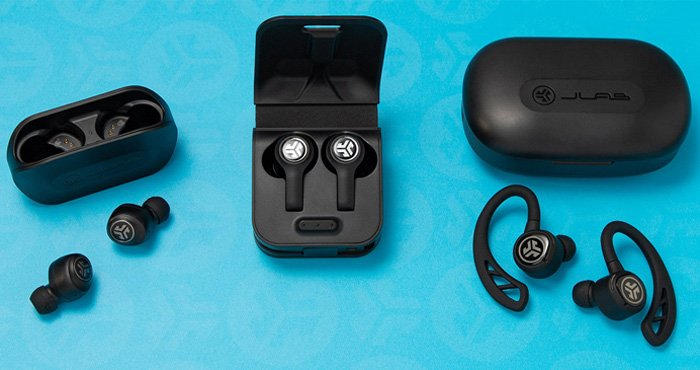 How To Connect Jlab Audio Headphones Earbuds To Bluetooth Techlicious