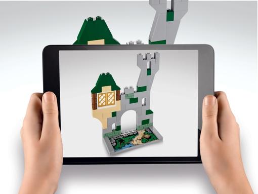 LEGO FUSION Battle Towers image capture