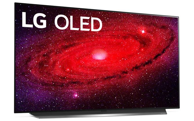 LG 48C1 OLED 4K TV