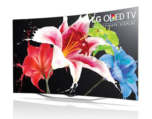 LG 55EC9300 55-inch OLED TV