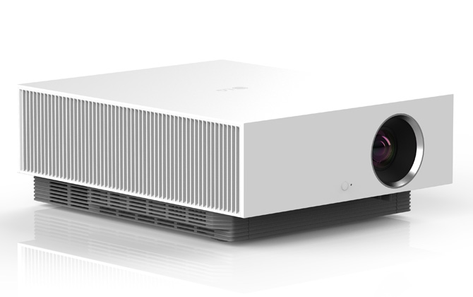 LG HU810PW 4K UHD Smart Dual Laser CineBeam Projector