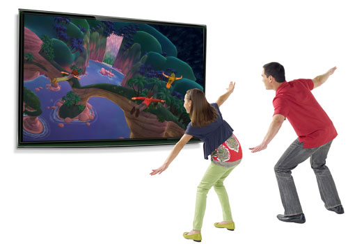 Microsoft Kinect Disneyland Adventures