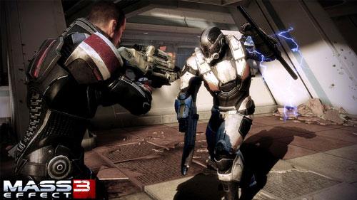 Microsoft Kinect Mass Effect 3