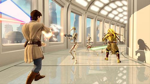 Microsoft Kinect Star Wars