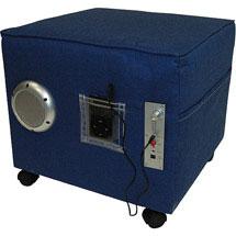 MP3 Rock Box Ottoman