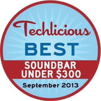 Best Soundbar under $300: Vizio S4221w-C4 - Techlicious