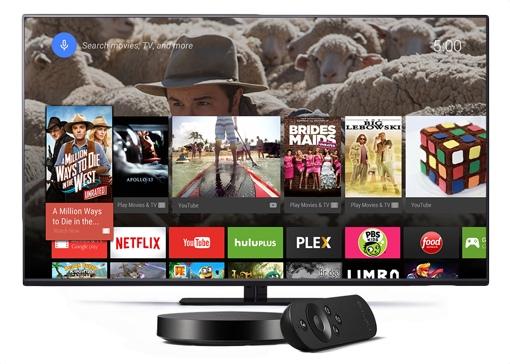 Nexus Player streaming media device