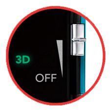 Nintendo 3DS 3D slider switch