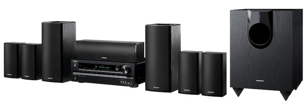 Onkyo HT-S5400 home theater