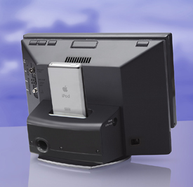 Panasonic MW-10 back
