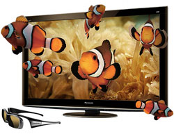 Panasonic TC-P50VT25 50-inch plasma TV