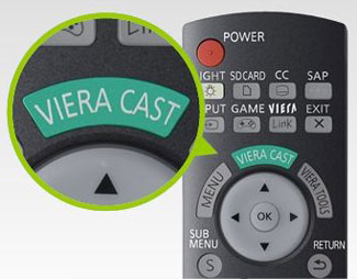 Panasonic VIERA Cast