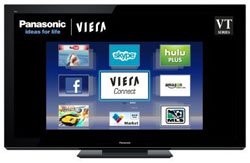 Panasonic TC-P65VT30 65-inch plasma TV